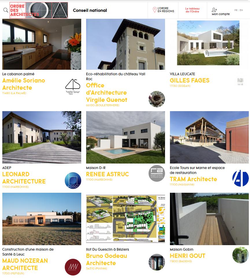 comment choisir son architecte le recours l 39 architecte conseils aux particuliers pages. Black Bedroom Furniture Sets. Home Design Ideas